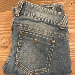 GUESS   Daredevil Boot-Cut Jeans